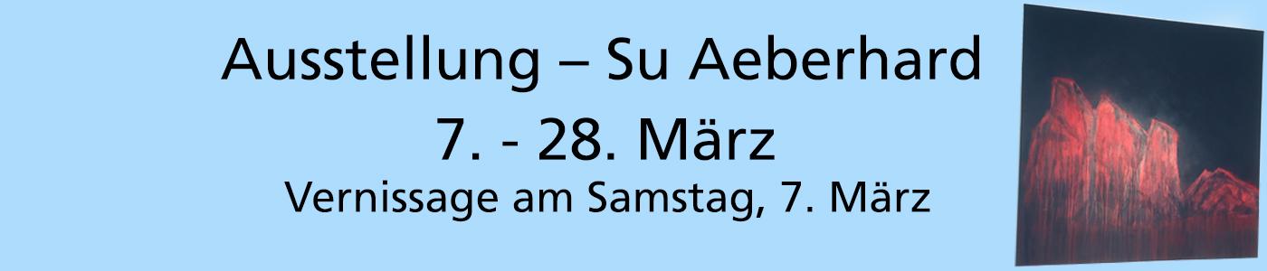 Ausstellung Su Aeberhard