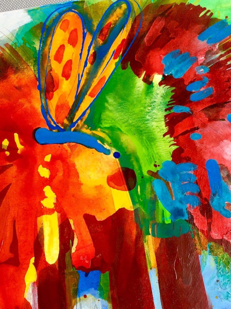 Silvias Farben