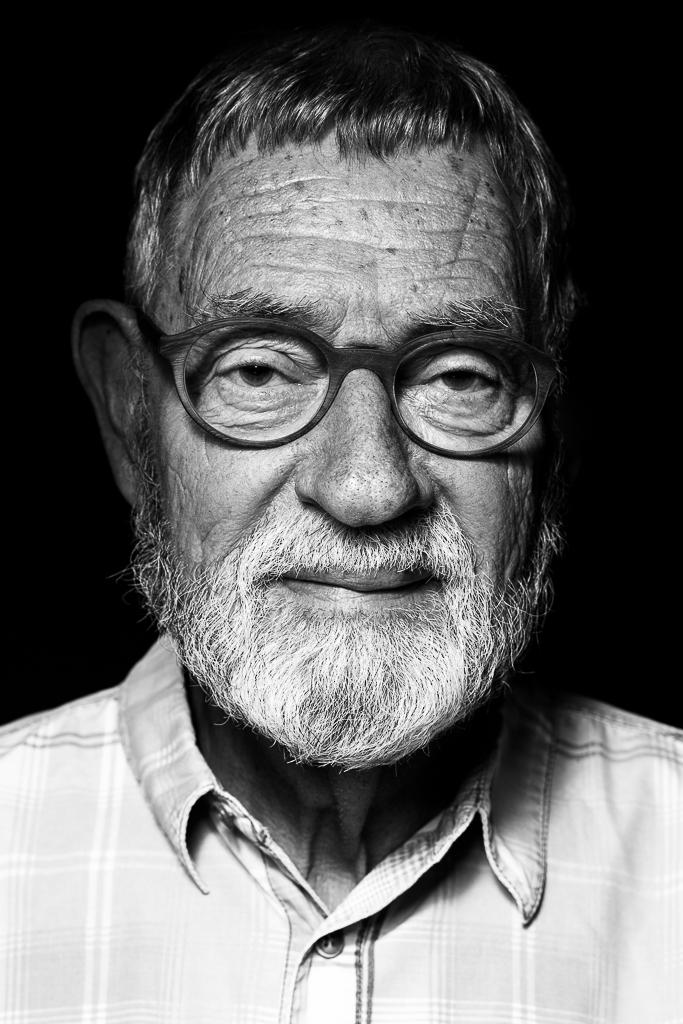 Portrait Rudolf Theiler