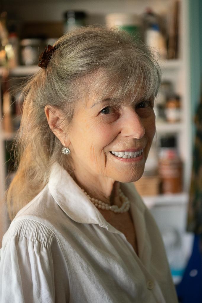 Portrait Rosemarie Liechti